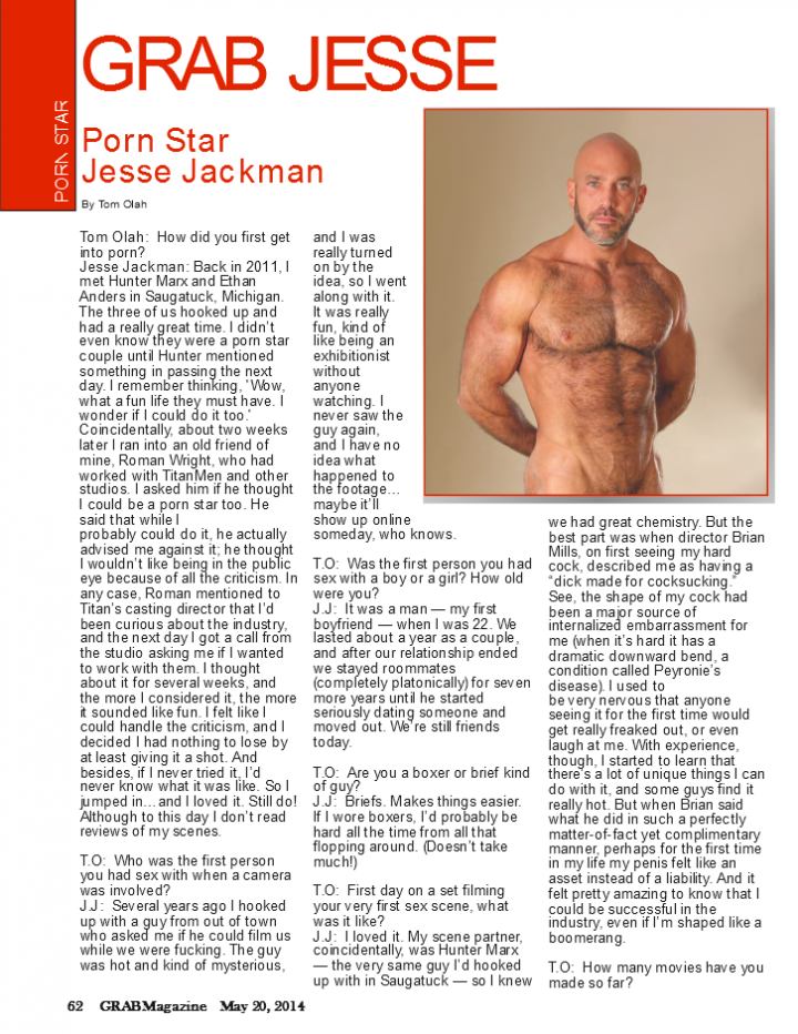 Grab Magazine, IML 2014 Edition (20140520), Page 1
