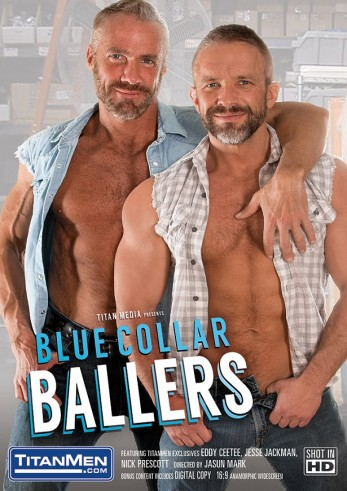 Blue Collar Ballers DVD Cover